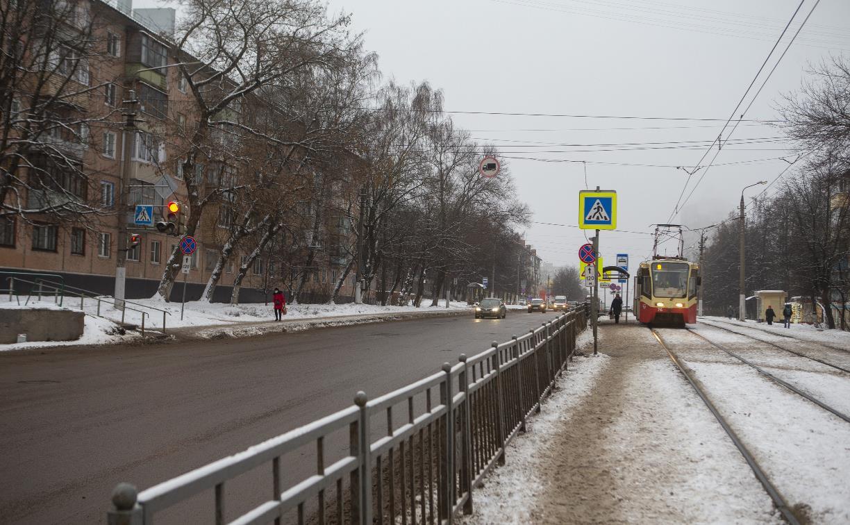 В 2021 году в Туле отремонтируют дороги на улицах Октябрьской и Металлургов