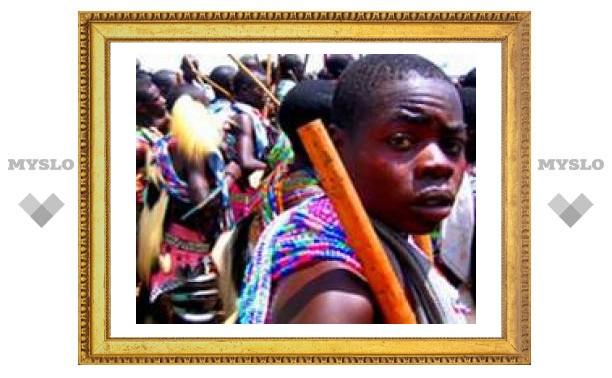 Со СПИДом в Африке будут бороться обрезанием