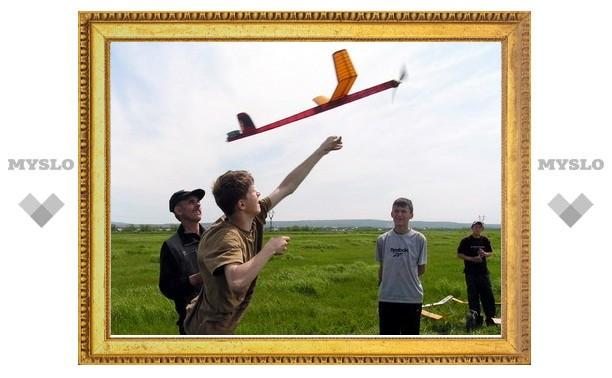 Тульские авиамоделисты показали класс