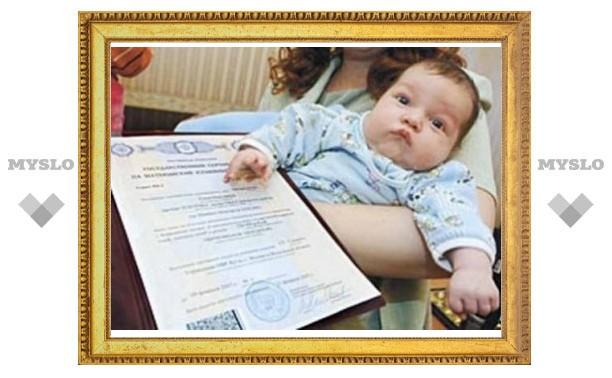 Мошенница из Новомосковска хотела незаконно получить материнский капитал