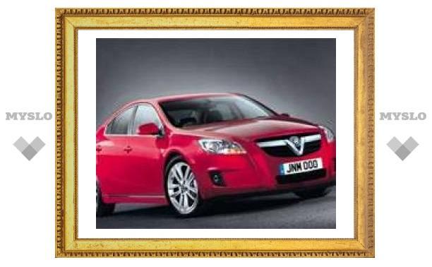 Первые фото Opel Vectra нового поколения
