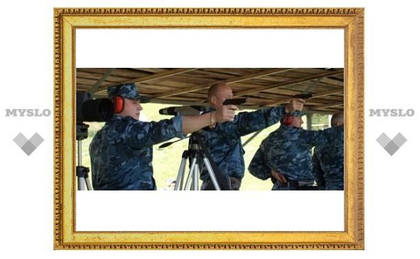 Тульские таможенники стали снайперами