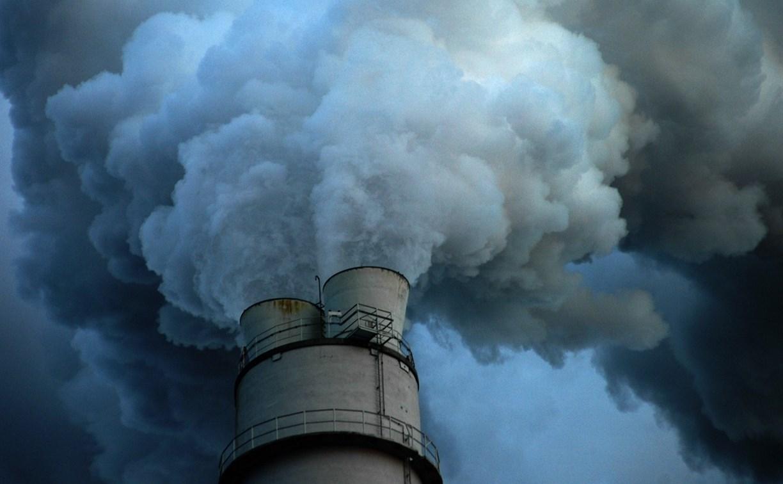 Вредный выброс в тульском Криволучье: подробности