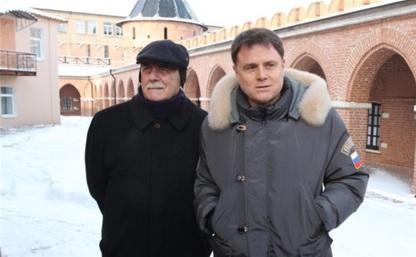 Станислав Говорухин: «Тульский кремль - отличное место для съемок, но у меня нет для него сценария»