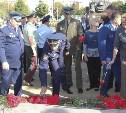 В Туле открыли стелу в память о ветеранах локальных войн и военных конфликтов