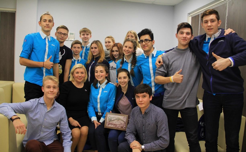 В Артеке прошел Всероссийский лагерь-семинар «Территория развития»