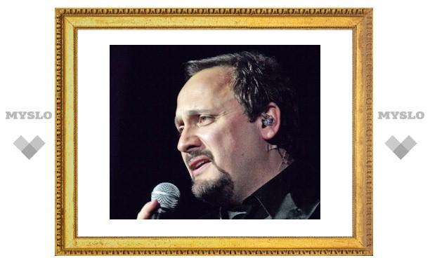 Стас Михайлов устроил тулячкам «звездное» караоке