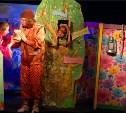 Премьера детского спектакля в театре «Эрмитаж» прошла с аншлагом