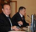 Евгений Авилов и Юрий Цкипури поздравили туляков с Днём работника ЖКХ