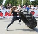 «Сила молодецкая-2016»: Тульские «бурлаки» вытянули грузовой ГАЗ