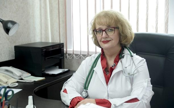 Список: Стали известны имена лучших врачей Тульской области ...