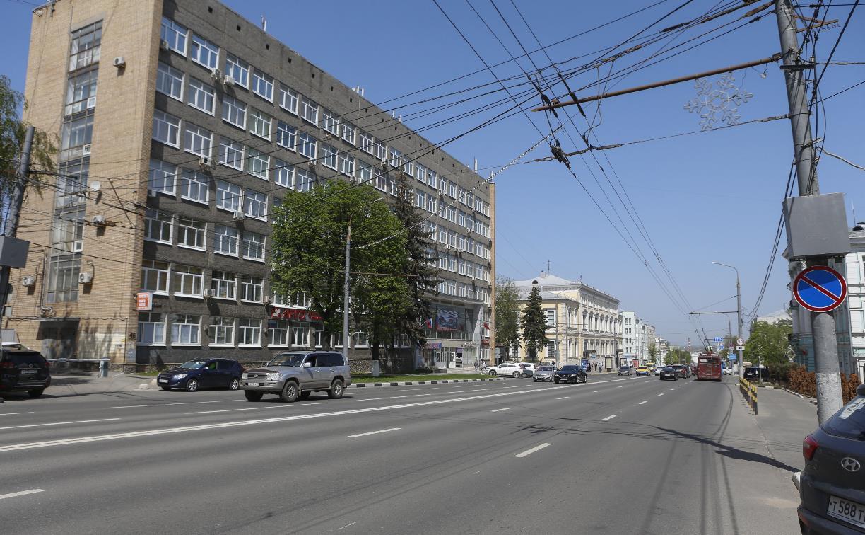 Закрасили сплошную: левый поворот и разворот на проспекте Ленина в Туле всё же запретили