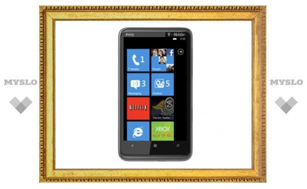 Microsoft выпустила первое обновление Windows Phone 7