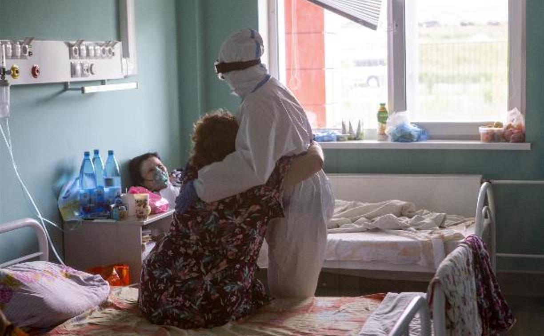 В тульских коронавирусных госпиталях находятся 34 заболевших после прививки туляка