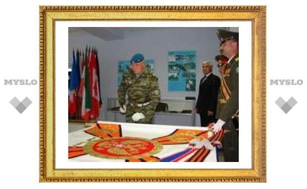 У 106-й дивизии ВДВ новое знамя