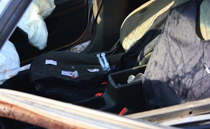 Из-за ошибки автоледи пострадал четырехлетний ребенок
