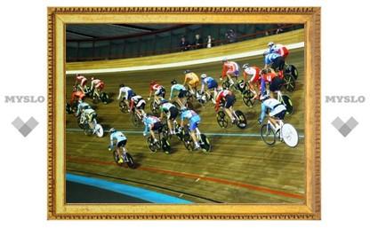 Тульские велосипедисты взяли комплект медалей на чемпионате