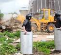 В Плеханово снесли еще 12 домов