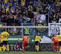 Тульский «Арсенал» проиграл «Ростову»