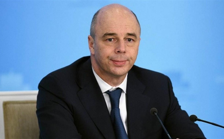 Глава Минфина пообещал не поднимать налоги в течение шести лет