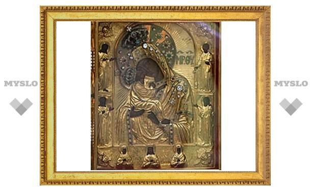 В Москву будет принесена чудотворная Почаевская икона Пресвятой Богородицы