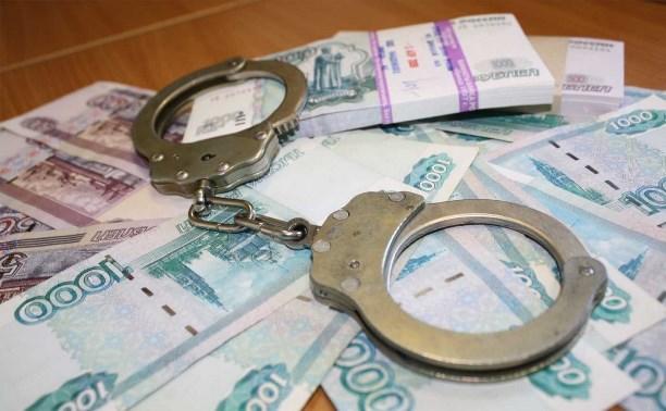 В Туле сотрудницу миграционной службы поймали на взятке в 100 тысяч рублей