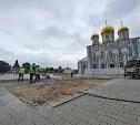 В Тульском кремле археологи ищут остатки древнего Успенского собора