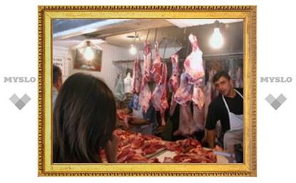 В Туле подорожало мясо