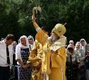 В Свято-Никольском храме Тулы прошла литургия в день памяти Николая Тульского