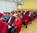 В администрации Тулы обсудили вопросы уборки города в зимний период
