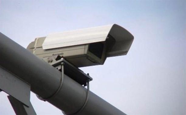 В Тульской области видеокамеры зафиксировали почти 1,5 миллиона нарушений ПДД