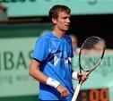 Тульский теннисист проиграл французу на турнире «Topshelf Open»