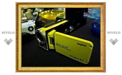 Sanyo выпустила видеокамеру для дайверов