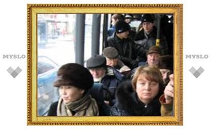 Проезд в тульском транспорте подорожает 26 марта