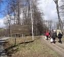 «Тульское землячество» высадило молодые деревья в музее-усадьбе «Дворяниново»