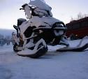 Туляк пострадал во время несчастного случая со снегоходом