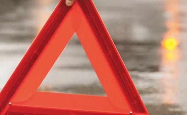 За полдня понедельника в Тульской области произошло 20 ДТП