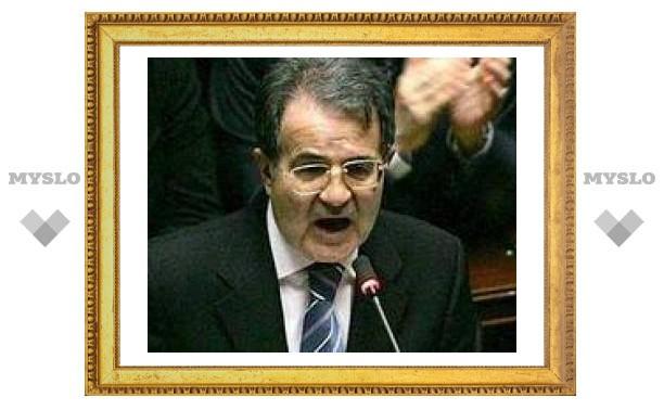 Премьер-министр Италии Романо Проди подал в отставку