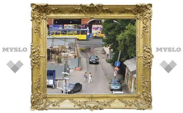 По чьей вине перекрыт Бухоновский переулок?