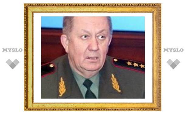 Генерал Власов застрелился после встречи с Министром обороны