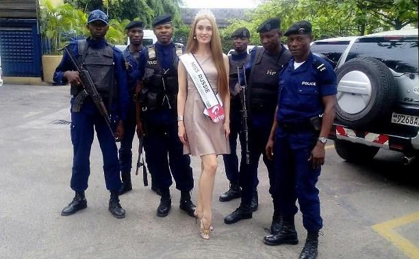 Первым народным послом туризма в Конго выступила тулячка Наталья Полуэктова