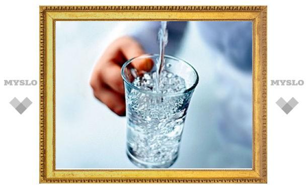 С 2013 года дети Дубенского района будут пить очищенную воду