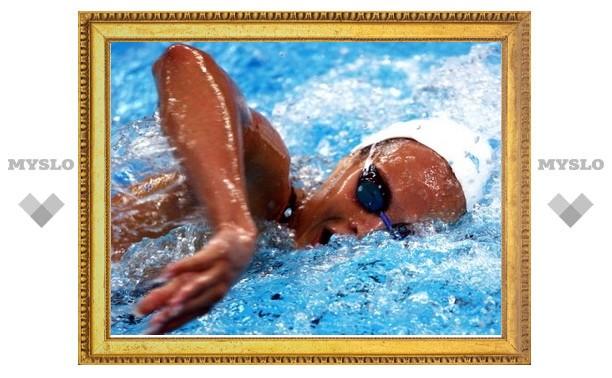 Тульские пловцы завоевали 21 медаль