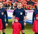 Матч «Арсенал» — «Оренбург» рассудит арбитр из Нижнего Новгорода