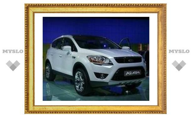 В России цены на новый кроссовер Ford Kuga начинаются от 880 000 рублей