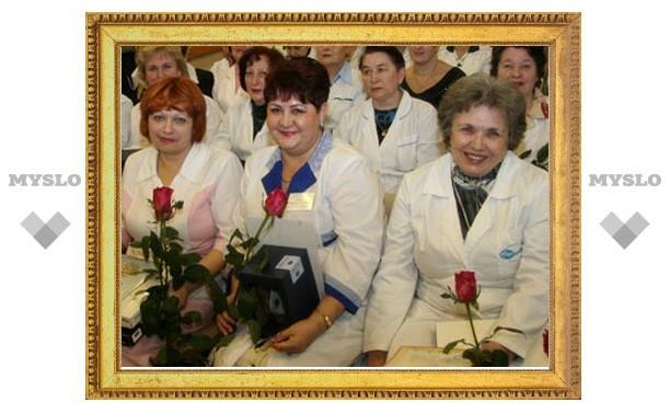 В Туле отпразднуют день медсестры
