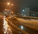 Водоснабжение на ул. Бондаренко в Туле восстановлено