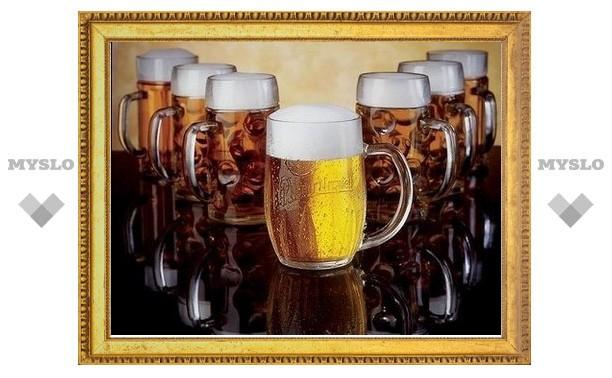 Тулякам советуют воздержаться от употребления чешского алкоголя