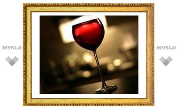 Один бокал красного вина защищает сердце и сосуды