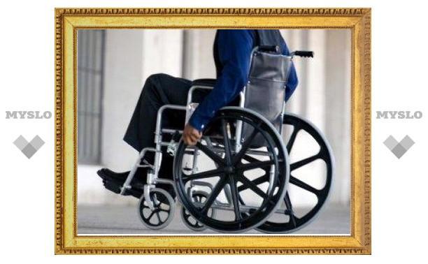 В Туле не разработана программа, решающая проблемы инвалидов